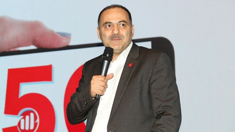 Ulaştırma ve Altyapı Bakan Yardımcısı Ömer Fatih Sayan,