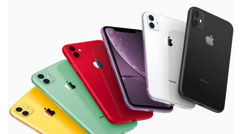 Yeni Nesil iPhone Renk Seçenekleri 2