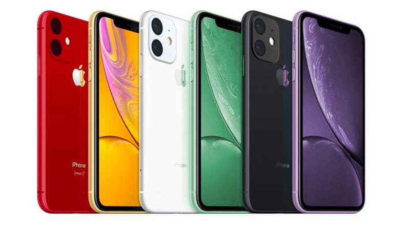 Yeni Nesil iPhone Renk Seçenekleri 3