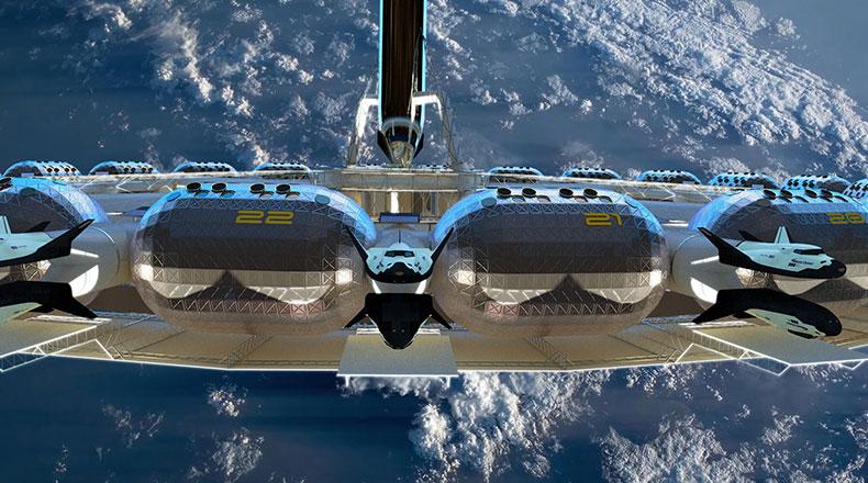 Gateway Foundation İlk Uzay Oteli 2