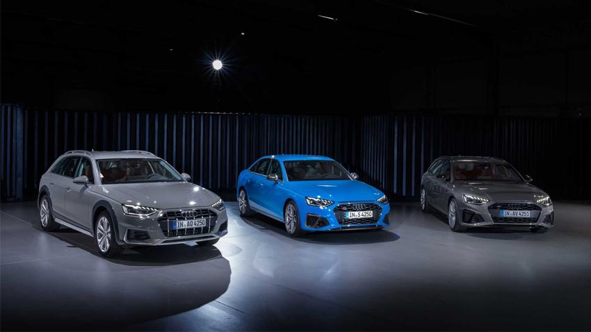 2020 Audi S4 Ve Audi A4 Modellerinin Fiyatlari Belli Oldu Tamindir
