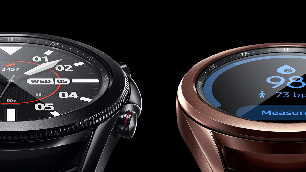 Galaxy Watch 3 firmware: What's new in Samsung's next ...  |Galaxy Watch 3