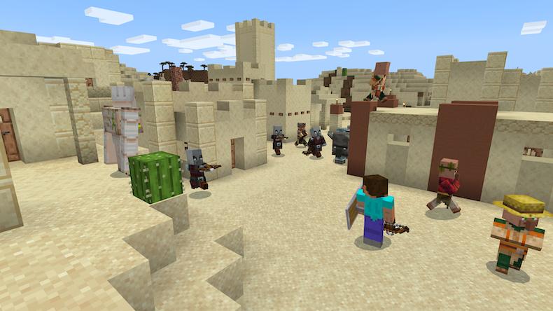 Minecraft Trial Deneme Surumu Indir Android Icin Ucretsiz Hayatta Kalma Oyunu Tamindir