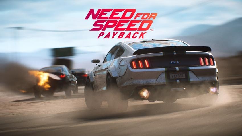 Need for Speed Payback PC Sistem Gereksinimleri