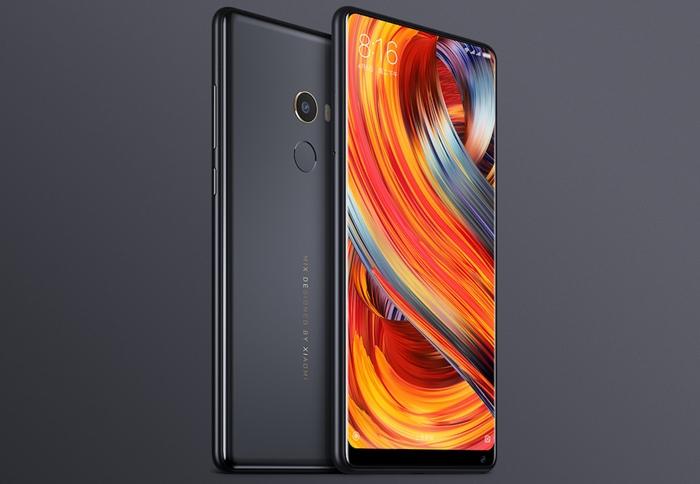 Xiaomi Mi Mix 2 Ekranı