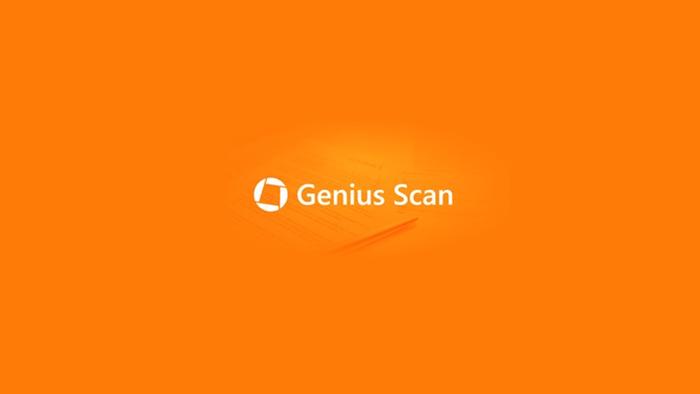 Genius Scan Uygulaması