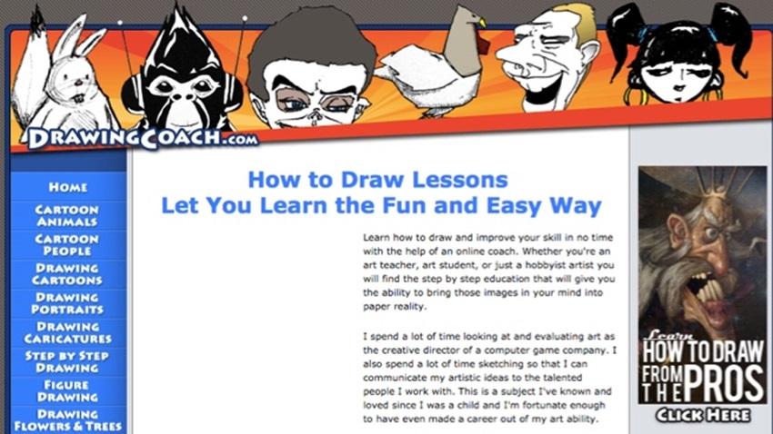 Drawing Coach