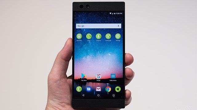 Razer Phone Ekranı
