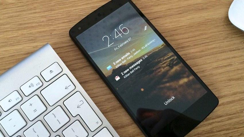 Android için En iyi Kilit Ekranı Uygulamaları