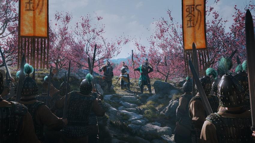 Total War: Three Kingdom Türkçe
