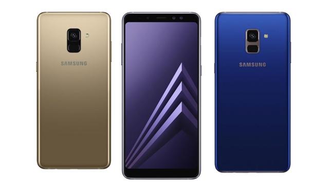 Samsung A8 Özellikleri