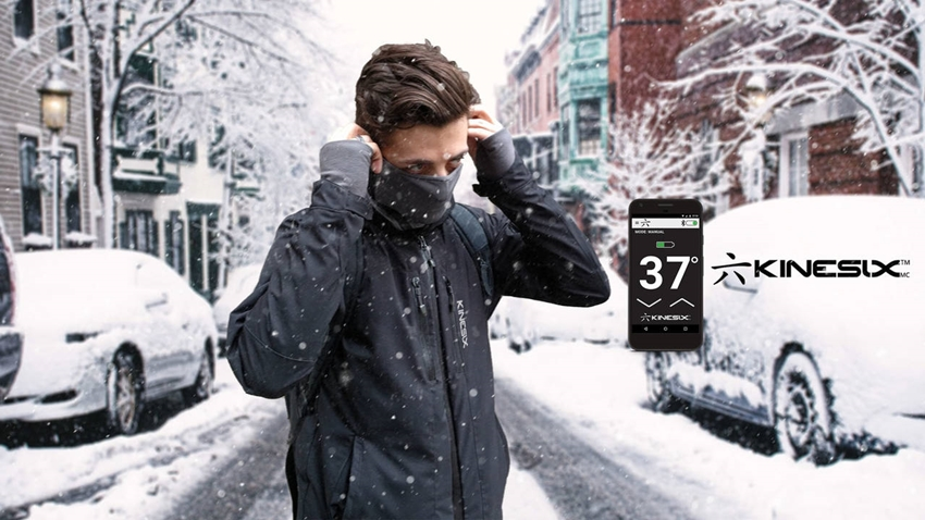 Soğuk Havalarda İçinizi Isıtacak Akıllı Mont ile Tanışın