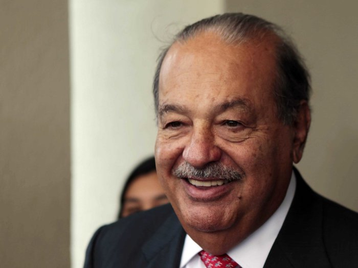 (4) Carlos Slim Helu - Serveti: 67.5 milyar $