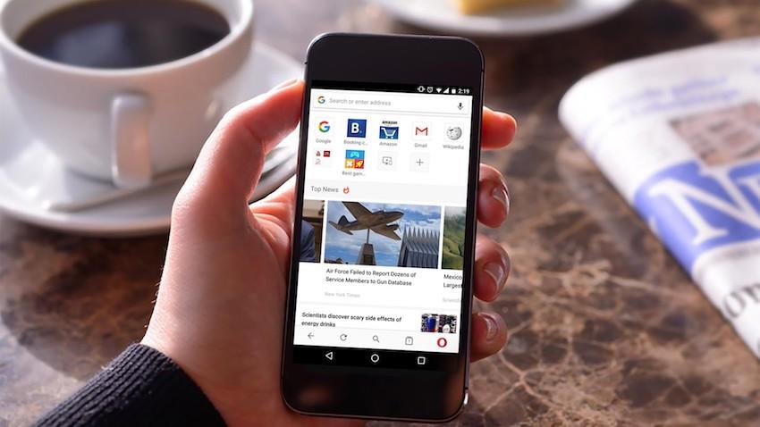 Google Chrome Alternatifleri - En İyi Mobil Web Tarayıcılar