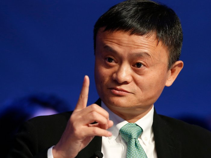 (9) Jack Ma - Serveti: 39.2 milyar $