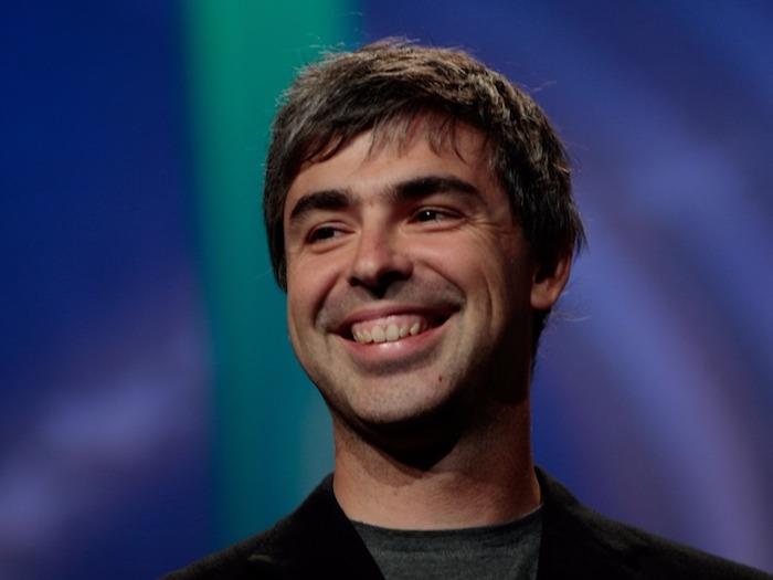 (6) Larry Page - Serveti: 47.8 milyar $