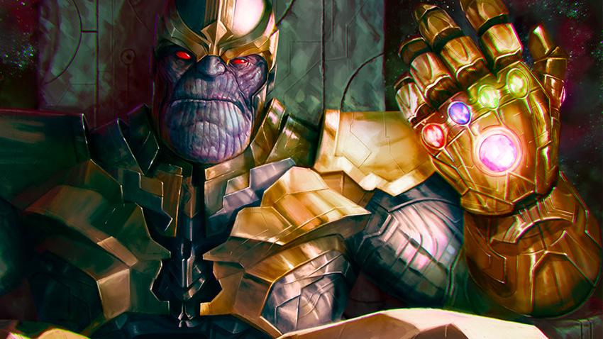Thanos orijini