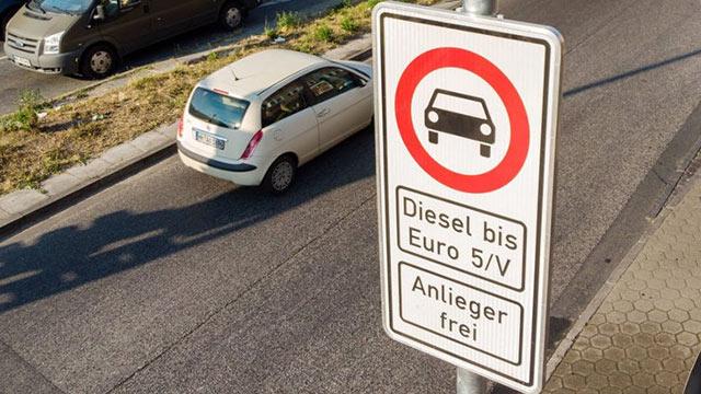 Almanya Dizel Yasağı 2