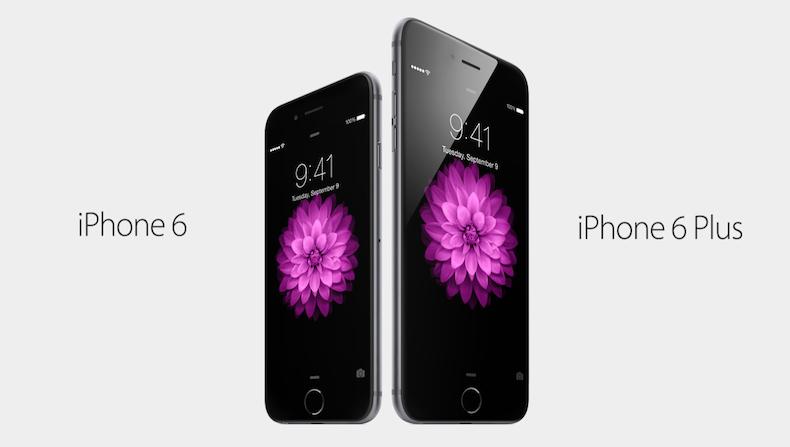 iPhone 6 ve 6 Plus