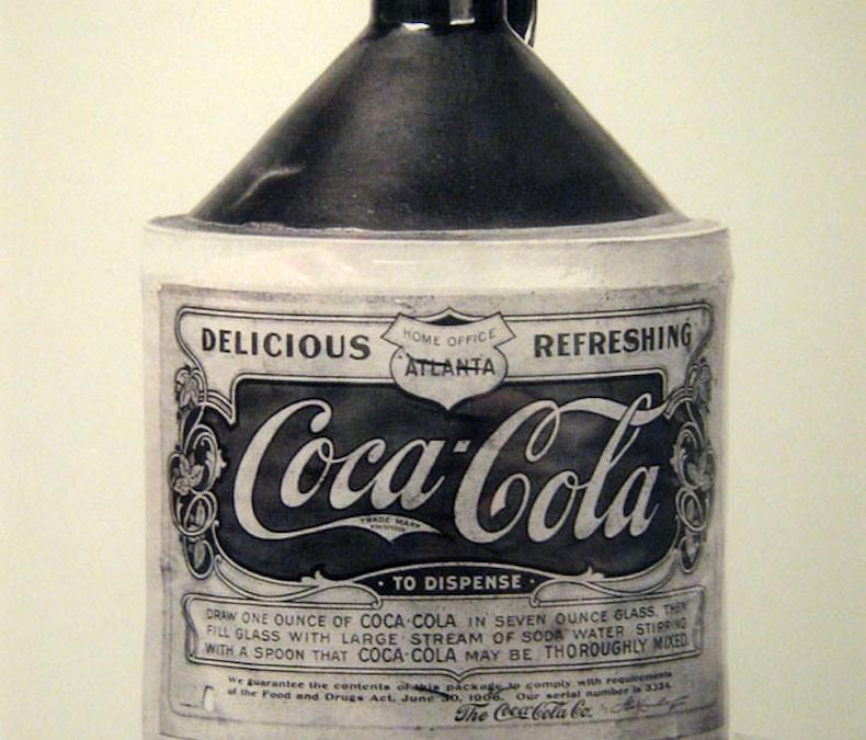 Coca-Cola – Syrup (1886)