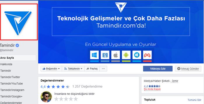 facebook profil fotoğrafı boyutu