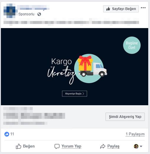 facebook reklam görseli boyutu