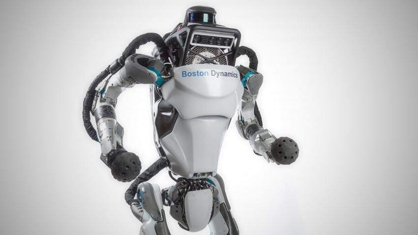 Boston Dynamics Robot Atlas