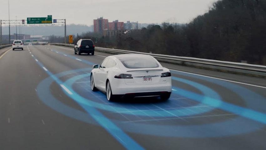 Tesla Yeni Autopilot Donanımı 1