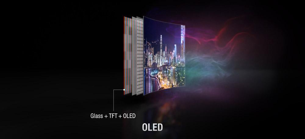 OLED Ekran nedir Katmanları nelerdir - LCD OLED karşılastırması