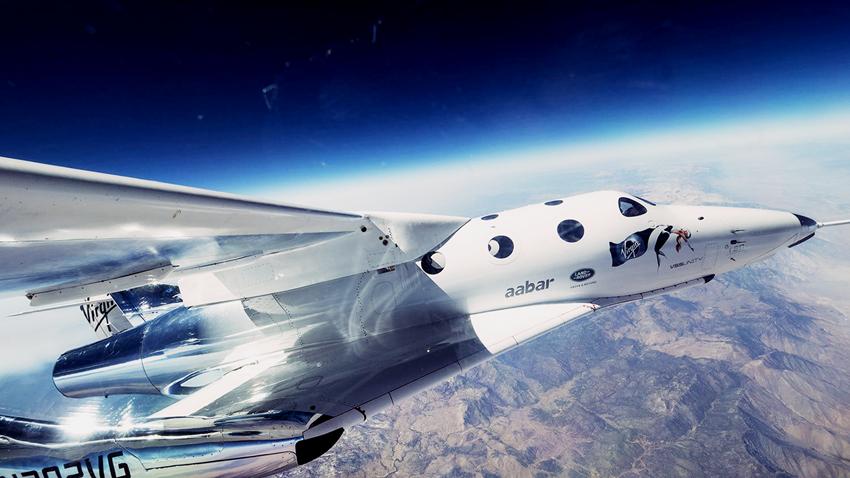 Under Armour, Virgin Galactic için Uzay Kıyafetleri Tasarlayacak