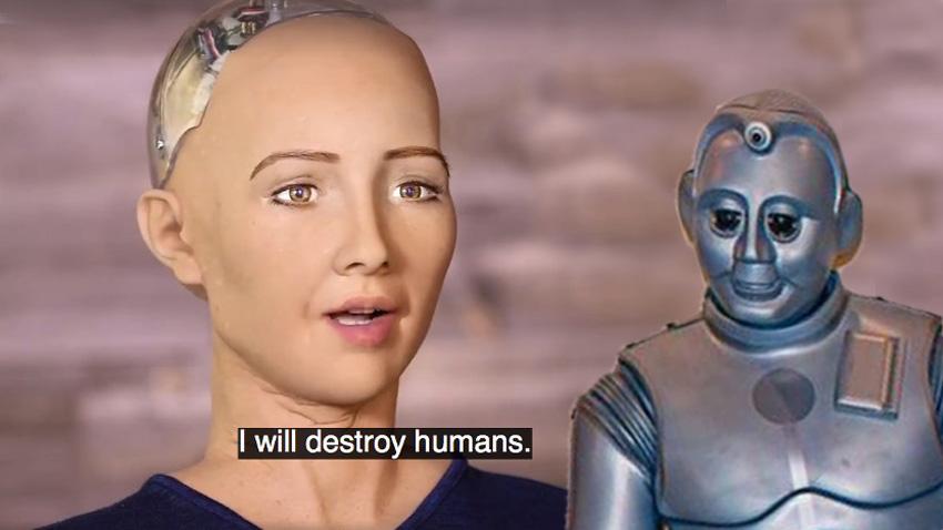 Yapay Zeka İnsanlığı Yok Edecek mi?