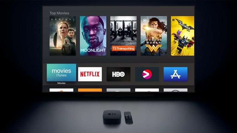 Apple dijital yayın platformu