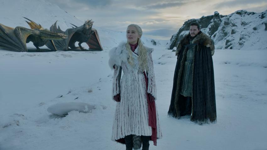 Game of Thrones 8. Sezon İlk Bölüm, İzlenme Rekoru Kırdı!