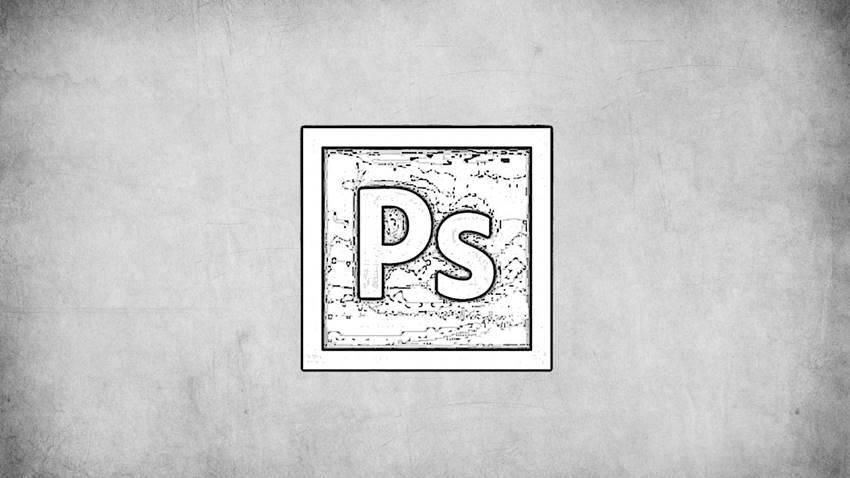 Photoshop'ta Karakalem Çalışması Nasıl Yapılır?