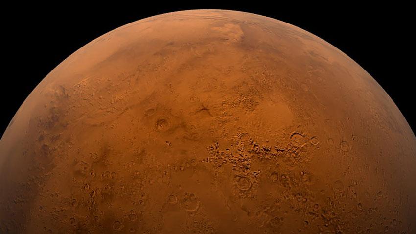 NASA 2020 Mars 1