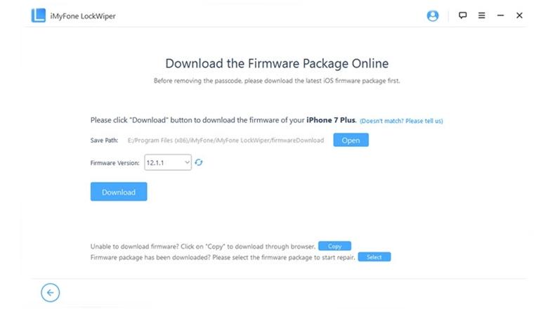 Unlock Screen passcode 2