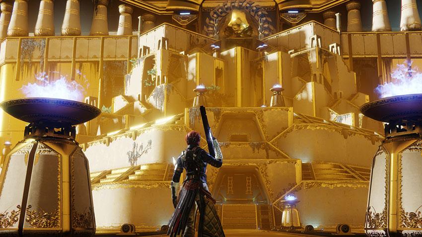 Destiny 2 Yeni Bölümler