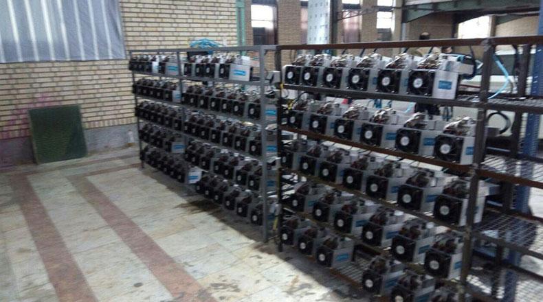 İran Camilerde Bitcoin Madenciliği 2