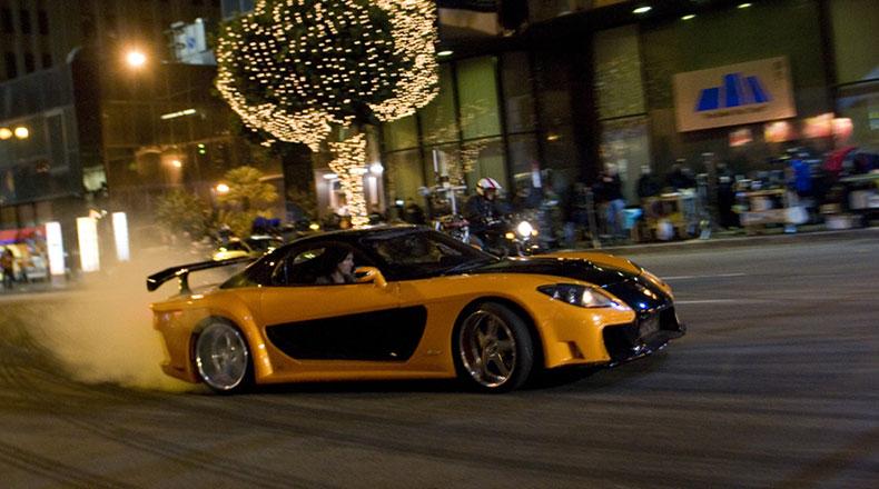 Fast and Furious İkonik Araçlar 5