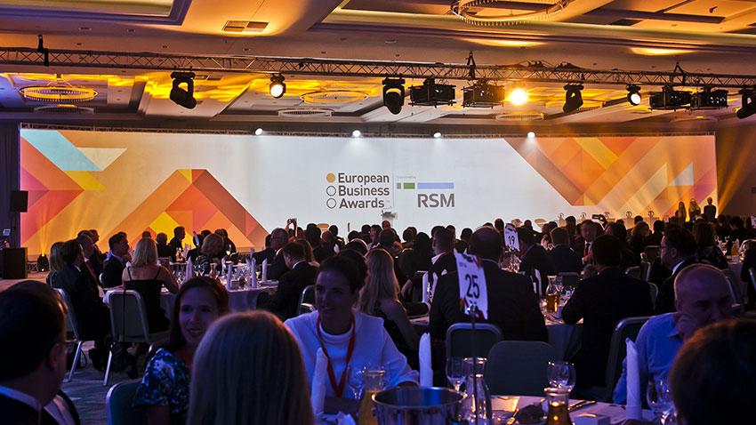 Avrupa İş Ödülleri Bilkom