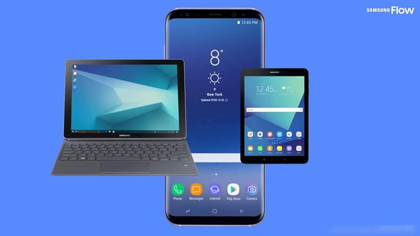 Samsung Flow Yeni Özellikler
