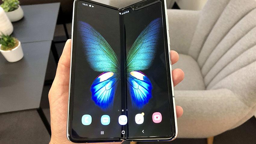 Samsung Galaxy Fold Avrupa Pazarı