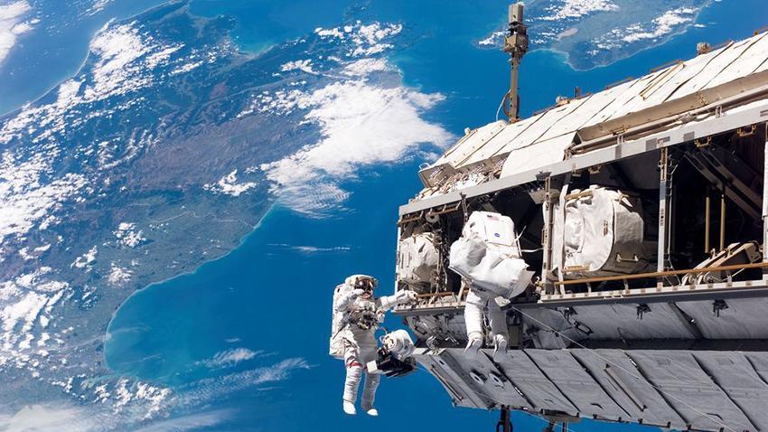 Uluslararası Uzay İstasyonu Rusya