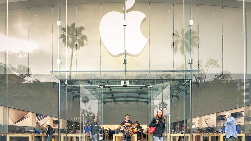 Apple Teksas Yeni Kampüs 1