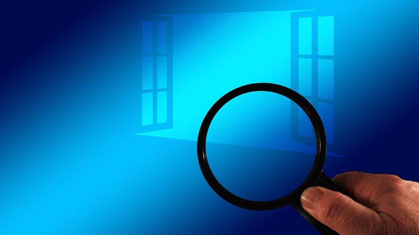 windows 10 büyük boyutlu dosya bulma