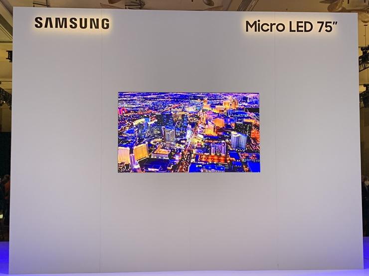 Samsung Mikro Led