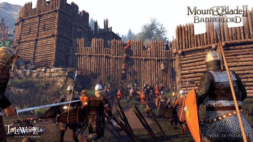 Mount & Blade II Bannerlord Çıkış Tarihi Duyuruldu