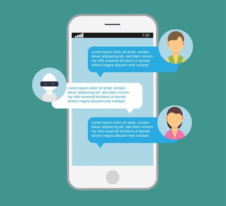 Akıllı Telefonlardan Ulaşılabilen Sohbet Robotu