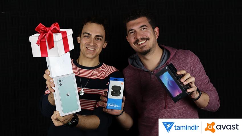 Avast Tamindir iPhone 11 Kampanya
