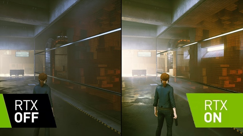 Control Ray Tracing on off